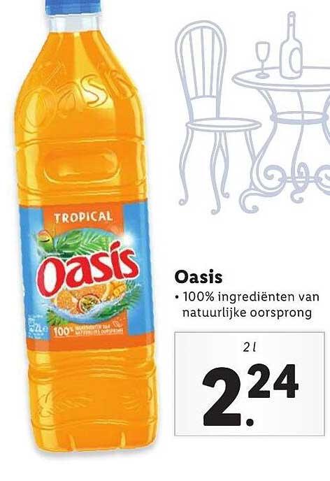 Lidl Oasis