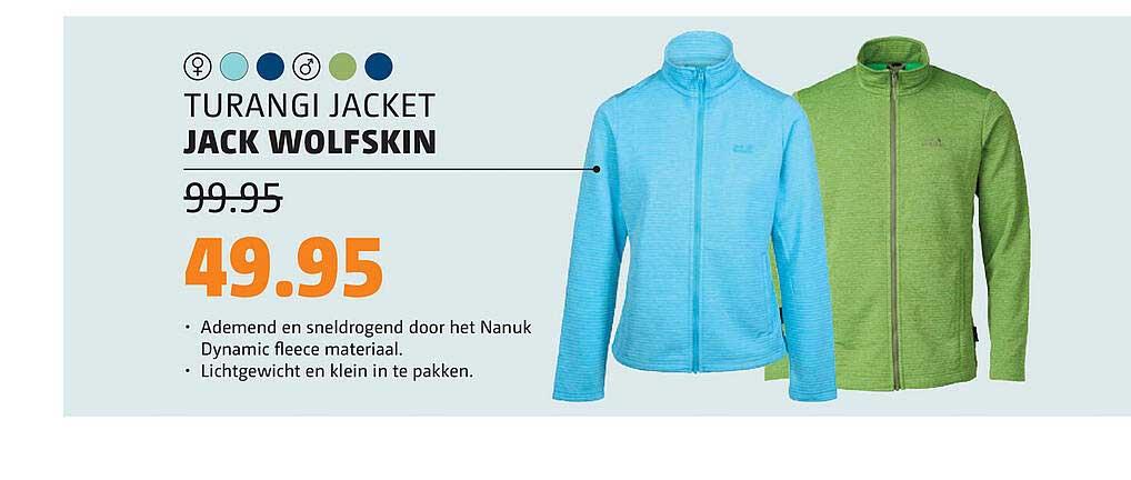 Bever Turangi Jacket Jack Wolfskin