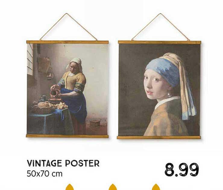 Xenos Vintage Poster