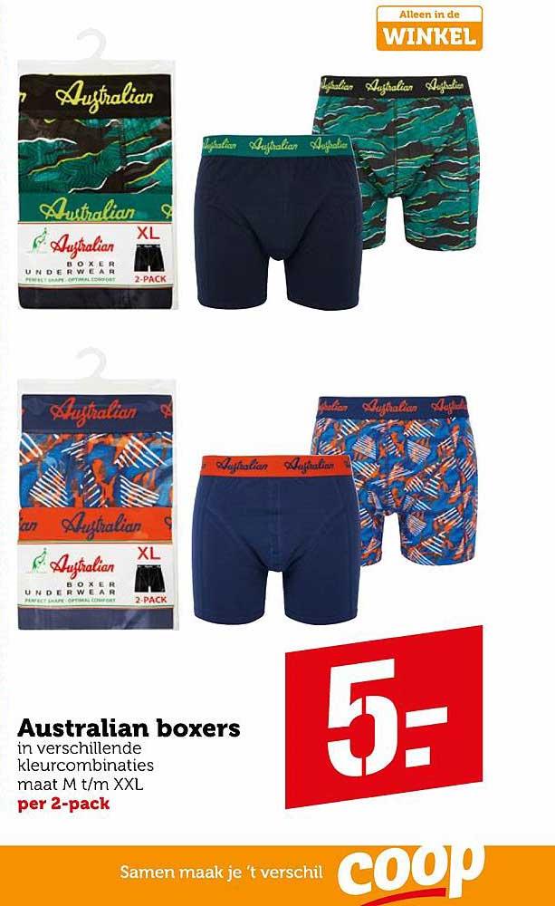 Coop Australian Boxers