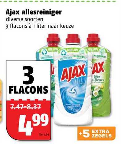 Poiesz Ajax Allesreiniger
