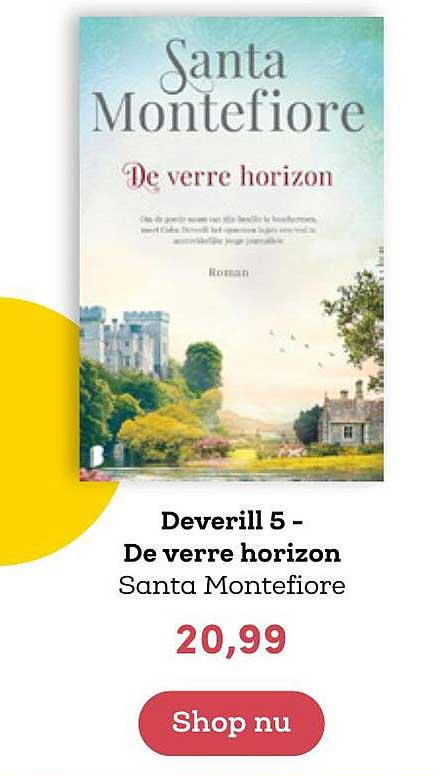 BookSpot Deverill 5 - De Verre Horizon - Santa Montefiore