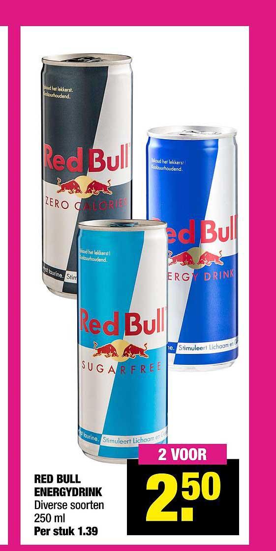Big Bazar Red Bull Energydrink