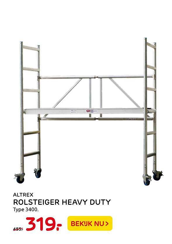Praxis Rolsteiger Heavy Duty