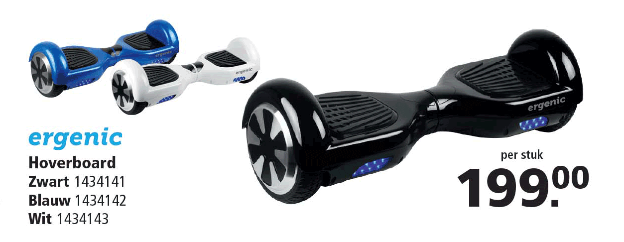 Intertoys Ergenic Hoverboard