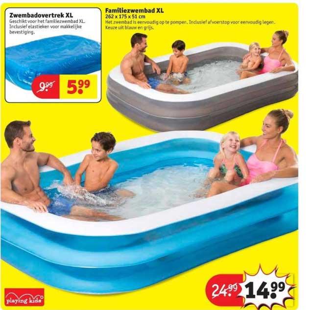 Kruidvat Familiezwembad XL