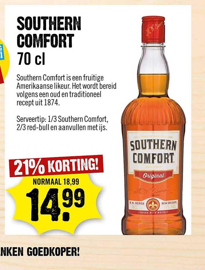 Dirck III Southern Comfort