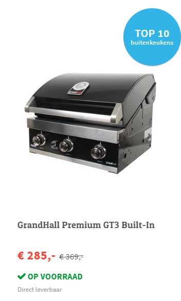 FonQ Grandhall Premium GT3 Built In