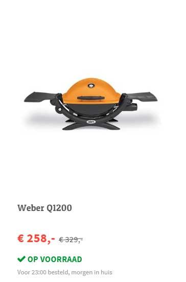FonQ Weber Q1200