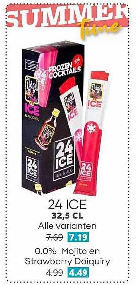 Mitra 24 Ice 32,5 Cl