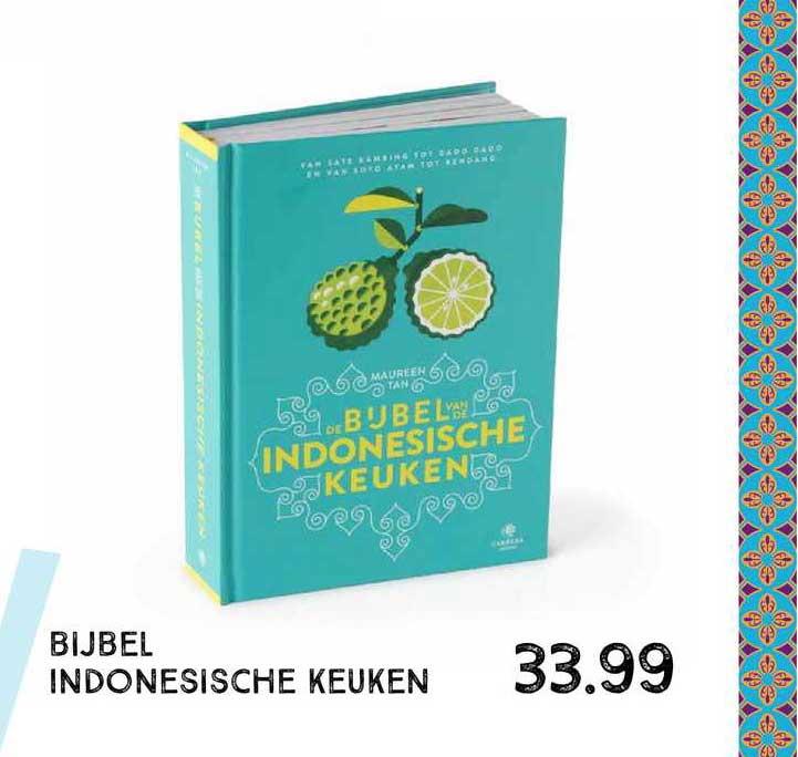 Xenos Bijbel Indonesische Keuken