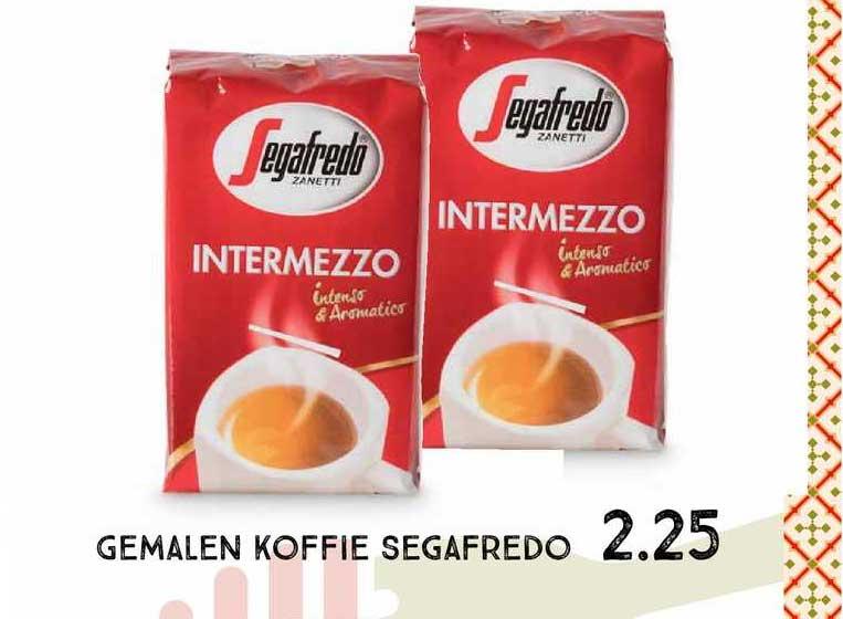 Xenos Gemalen Koffie Segafredo