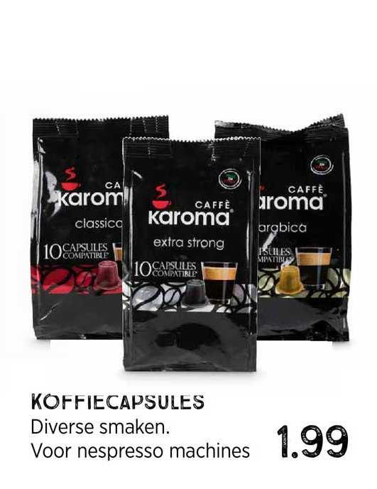 Xenos Koffiecapsules