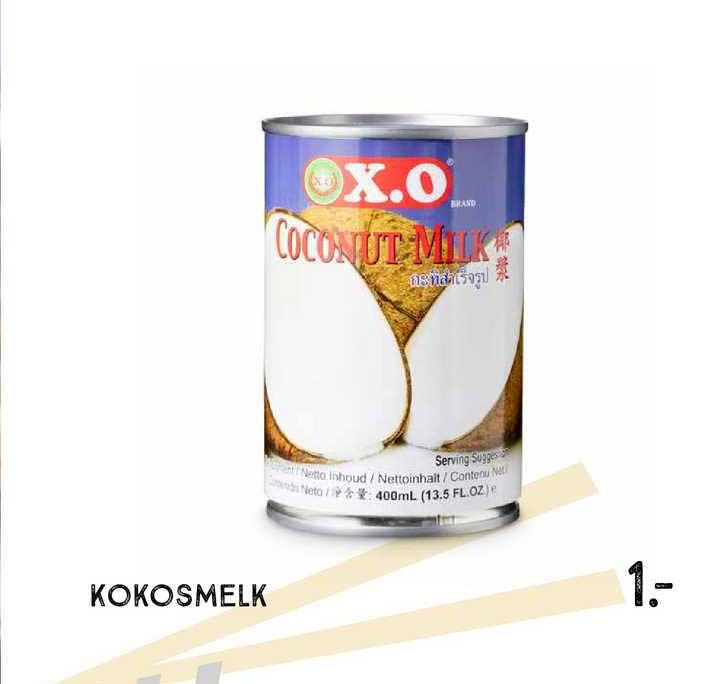 Xenos Kokosmelk