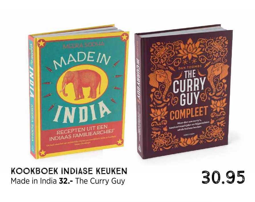 Xenos Kookboek Indiase Keuken Made In India Of The Curry Guy