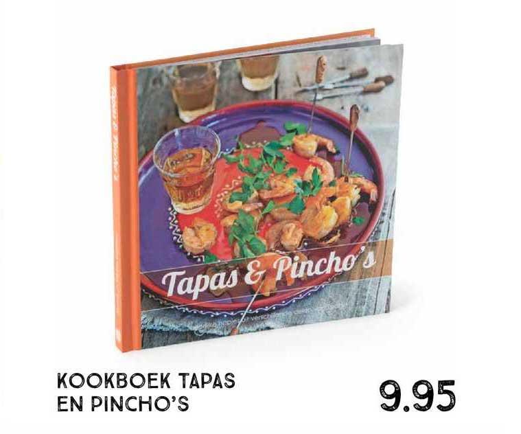 Xenos Kookboek Tapas En Pincho's