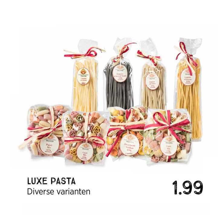 Xenos Luxe Pasta