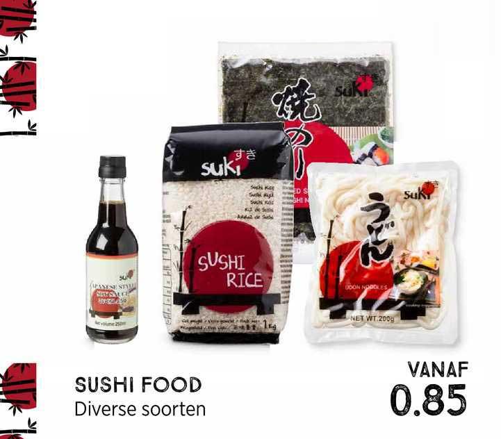 Xenos Sushi Food