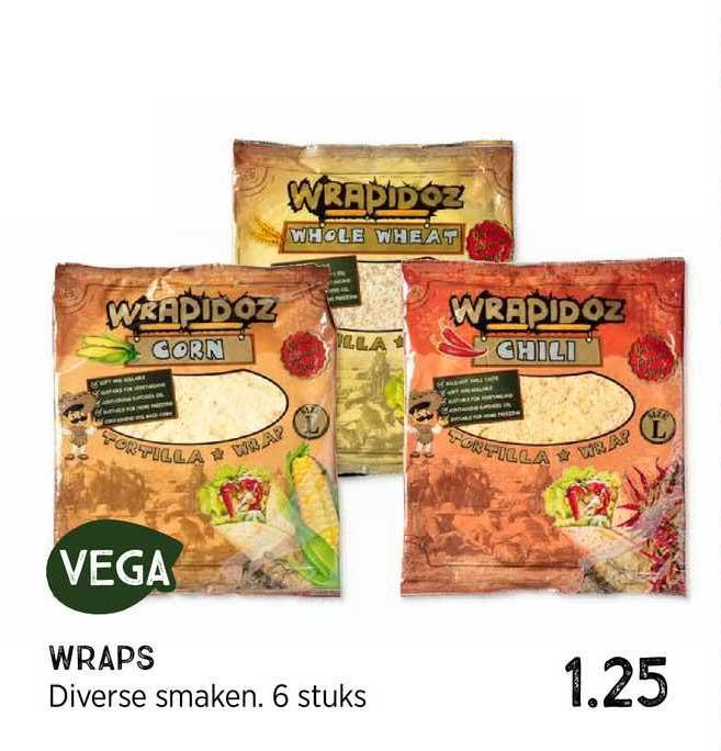 Xenos Wraps
