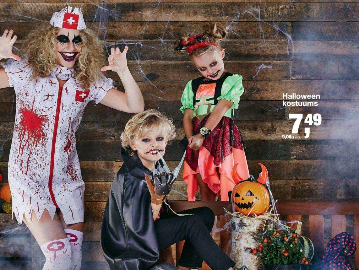 Makro Halloween Kostuums