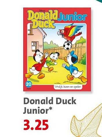 Bruna Donald Duck Junior