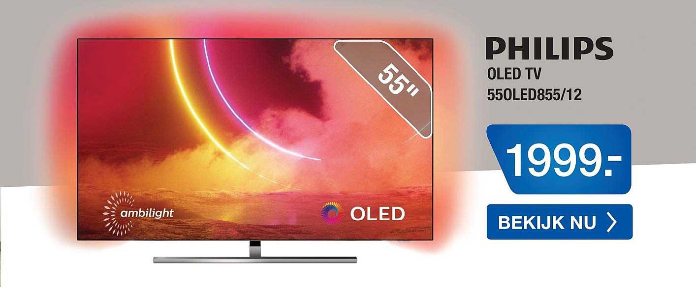 Electro World Philips OLED TV 550LED855-12