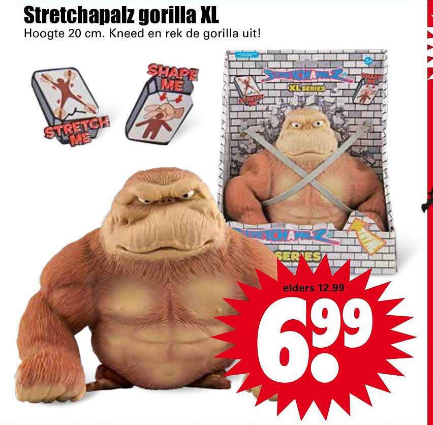Dirk Stretchapalz Gorilla XL
