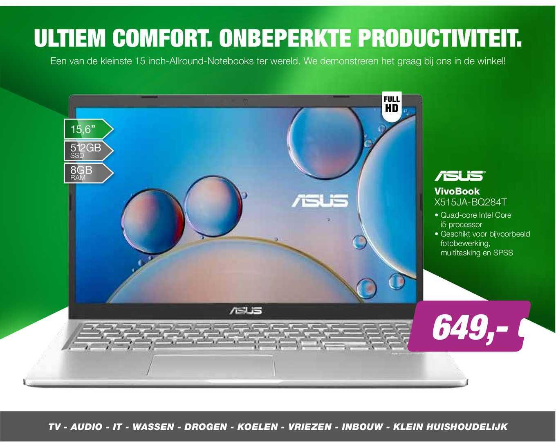 EP Asus VivoBook X515JA-BQ284T