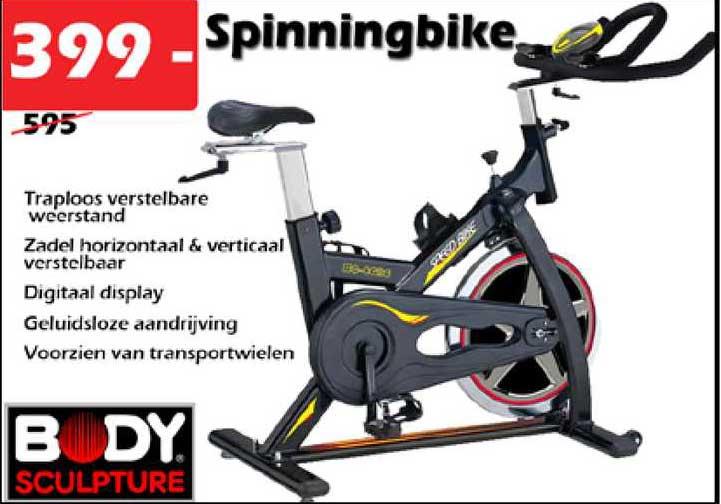ITEK Body Sculpture Spinningbike