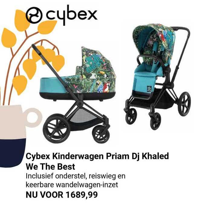 Van Asten Cybex Kinderwagen Priam Dj Khaled We The Best