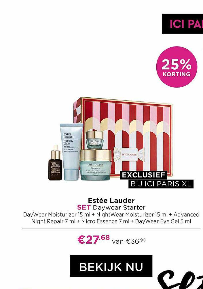 ICI PARIS XL Estée Lauder Daywear Starter 25% Korting