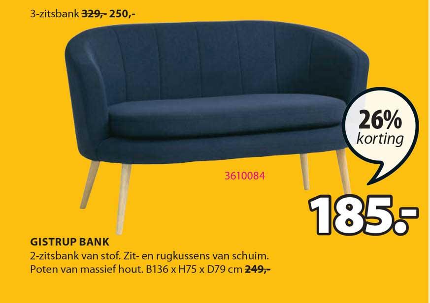 Jysk Gistrup Bank 26% Korting
