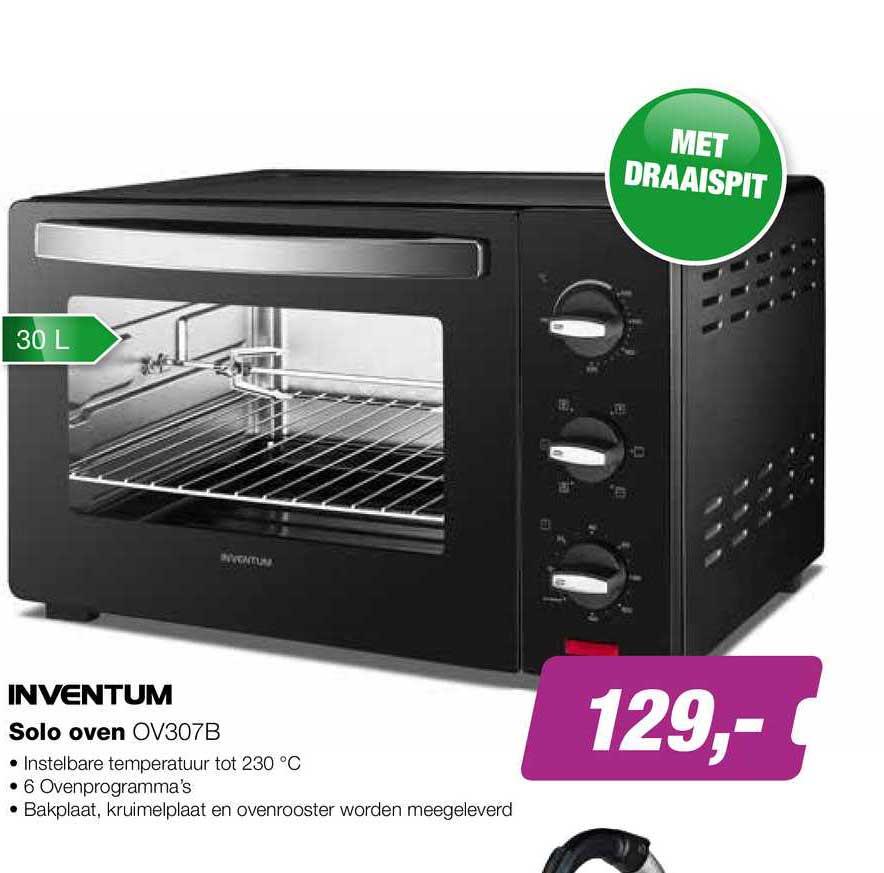EP Inventum Solo Oven OV307B