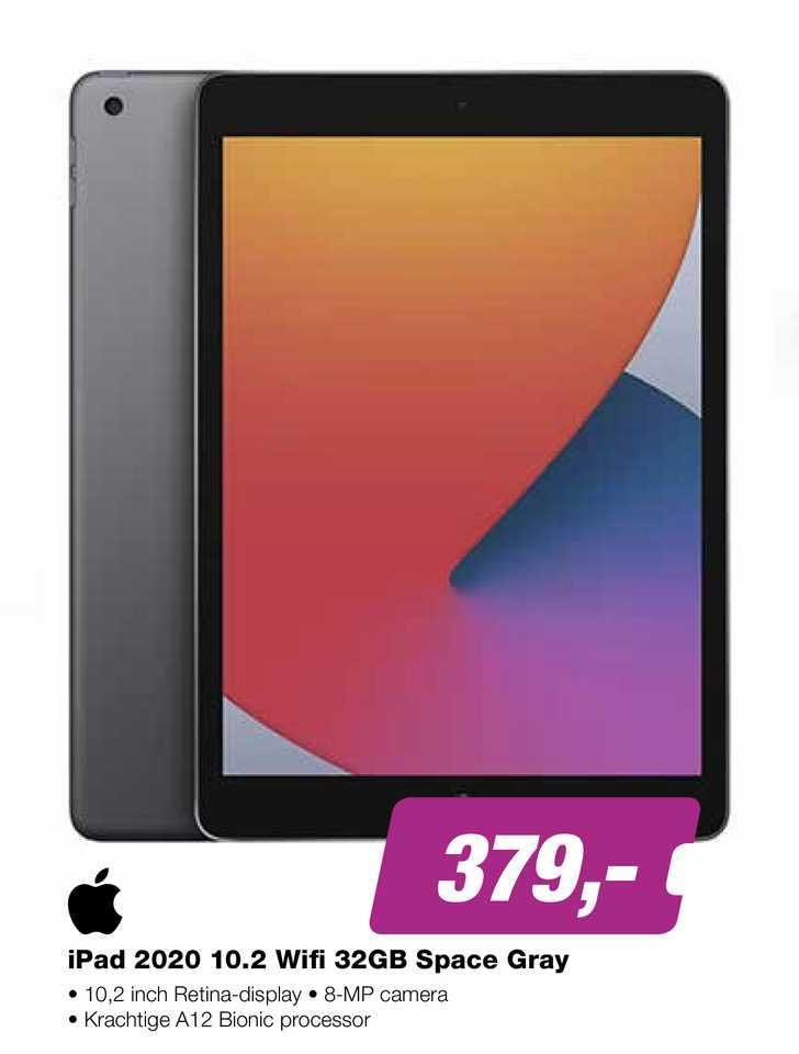EP IPad 2020 10.2 Wifi 32GB Space Gray