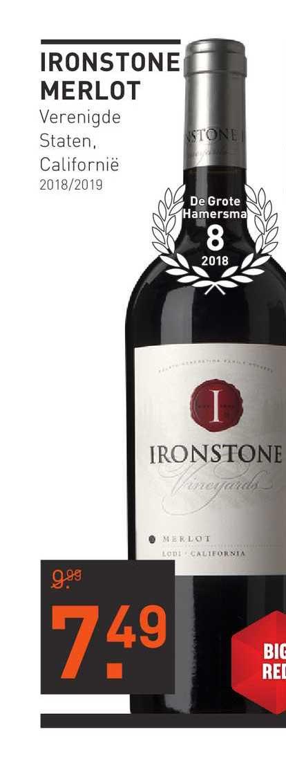 Gall & Gall Ironstone Merlot