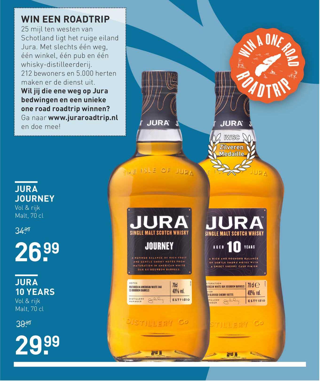Gall & Gall Jura Journey Of Jura 10 Years