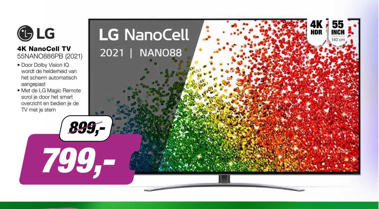 EP LG 4K NanoCell TV 55Nano886PB (2021)