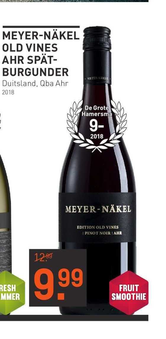 Gall & Gall Meyer-Näkel Old Vines Ahr Spät Burgunder