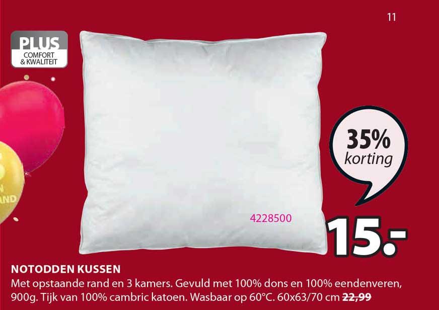 Jysk Notodden Kussen 35% Korting