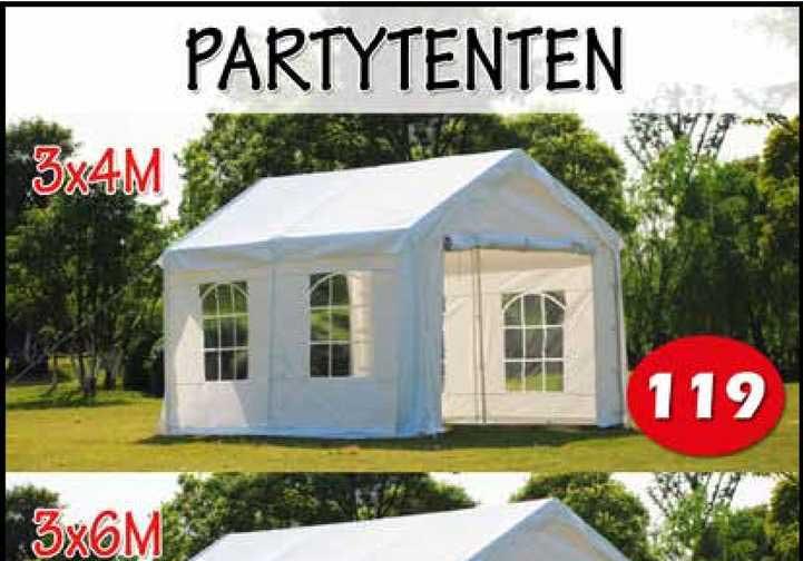 ITEK Partytenten