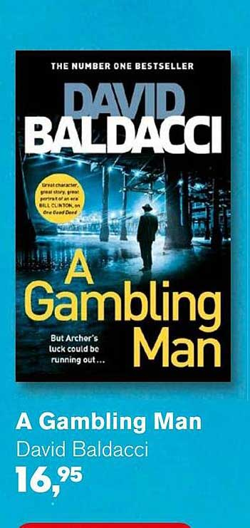 AKO A Gambling Man - David Baldacci