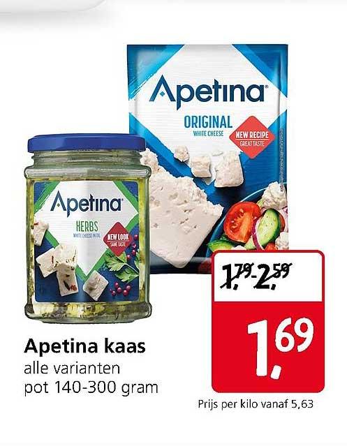 Jan Linders Apetina Kaas