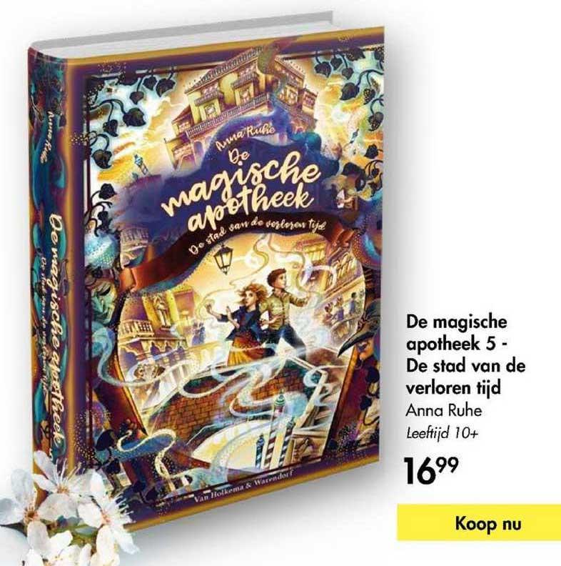 The Read Shop De Magische Apotheek 5 - De Stad Van De Verloren Tijd