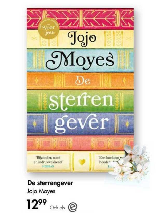 The Read Shop De Sterrengever - Jojo Moyes