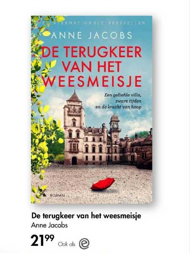 The Read Shop De Terugkeer Van Het Weesmeisje - Anne Jacobs