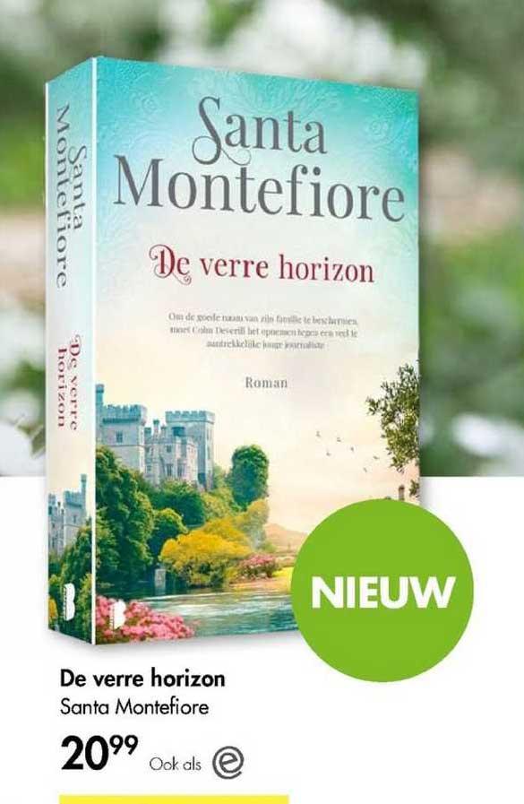 The Read Shop De Verre Horizon - Santa Montefiore