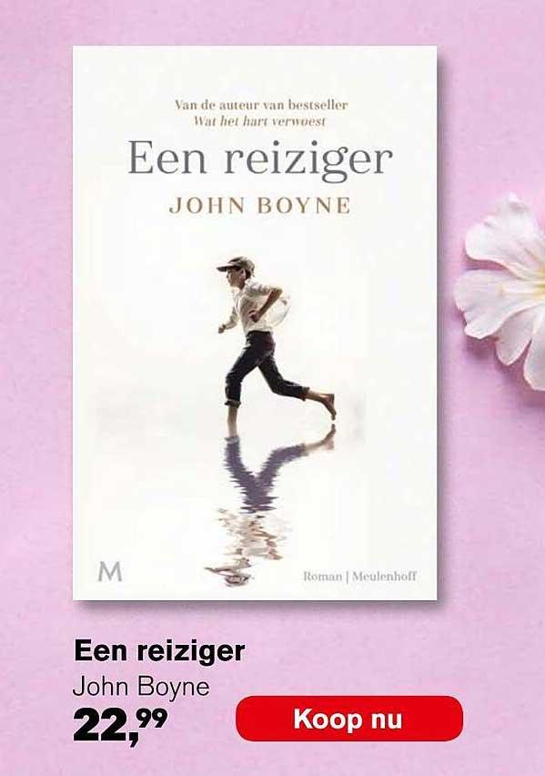 AKO Een Reiziger - John Boyne