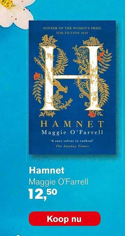 AKO Hamnet - Maggie O'Farrell
