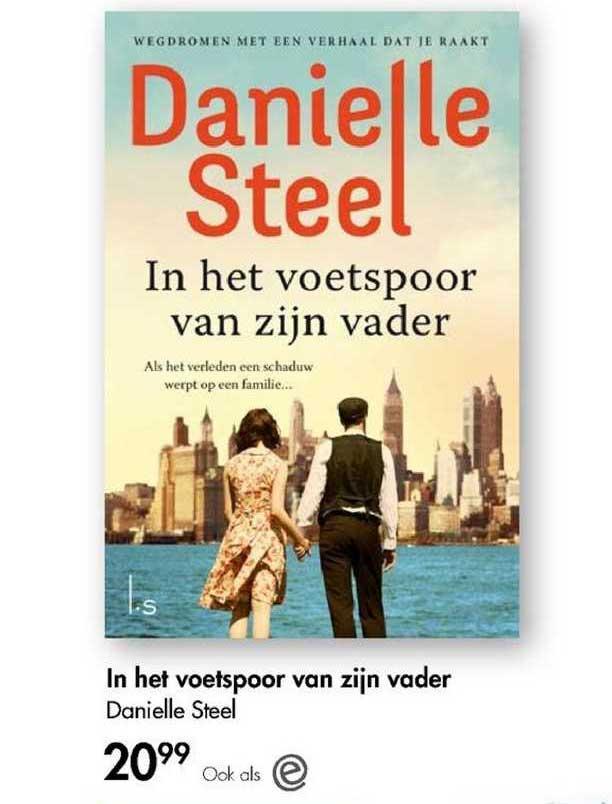 The Read Shop In Het Voetspoor Van Zijn Vader - Danielle Steel