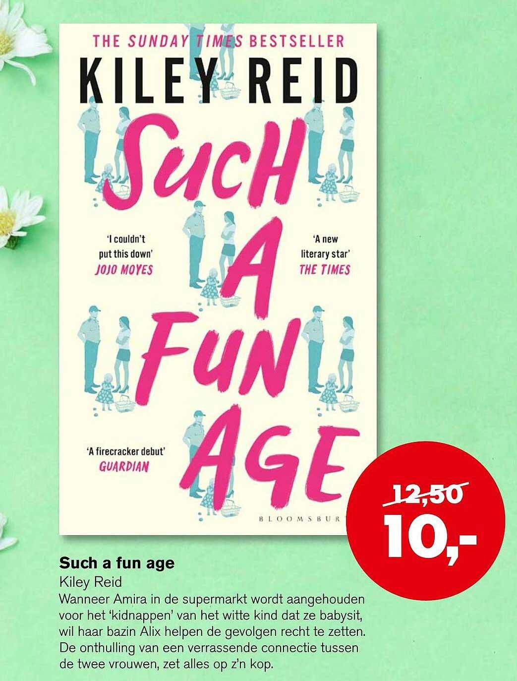 AKO Such A Fun Age - Kiley Reid